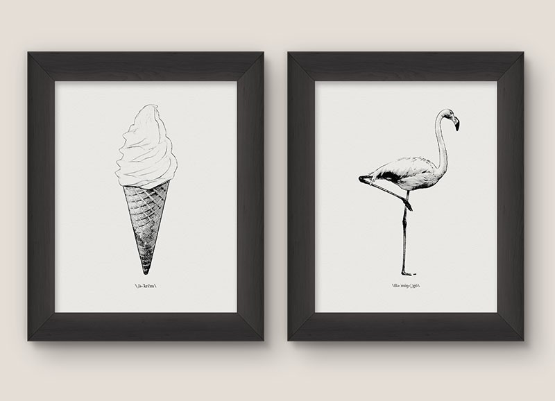 Upgrade your interior with these free prints!