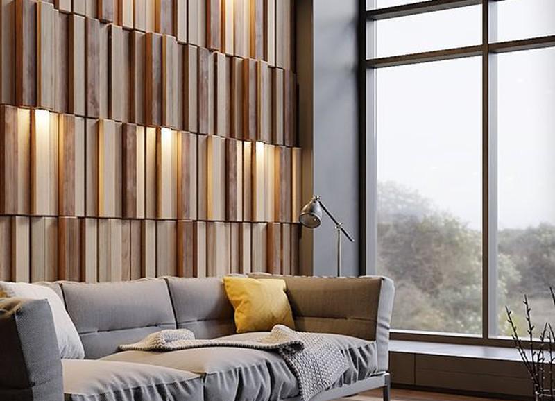 Inspiratie: interieurs met houten muren