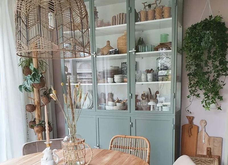 Zo style je hangpotten en -planten in je interieur