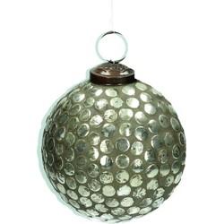 Ornament Silver 7cm