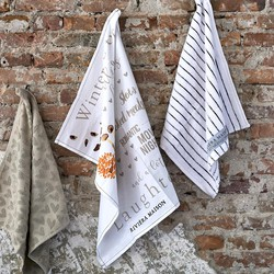 Rivièra Maison Winter Is For...Tea Towel