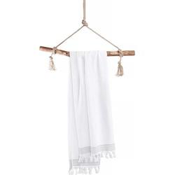 Walra Hamamdoek Soft Cotton 100x180 cm wit