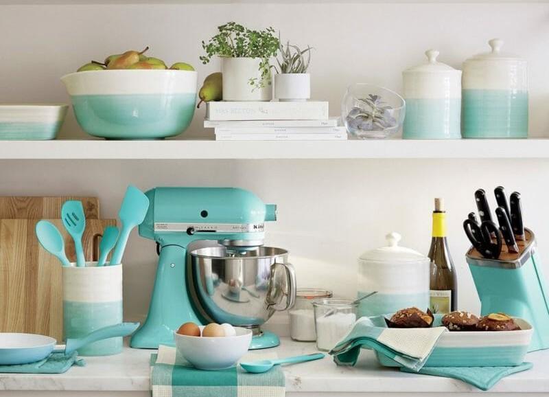 Maak je keuken vrolijker door deze kleurrijke tips!