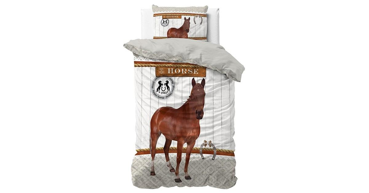 Dreamhouse Kids Dekbedovertrek Horse Riding