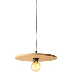 Hanglamp kurk Algarve naturel