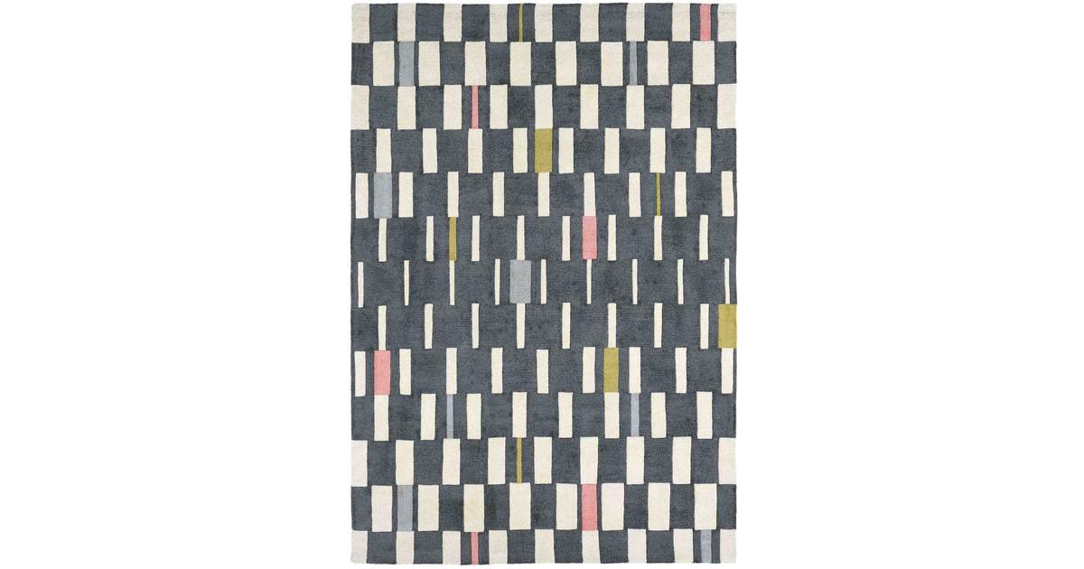 Scion Laagpolig vloerkleed Scion Blok Flaming 24105 140x200 cm