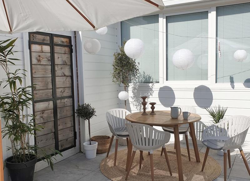 Stylingtip: een ronde tuintafel maakt je tuin extra gezellig
