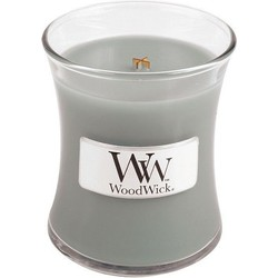 Woodwick Fireside mini candle