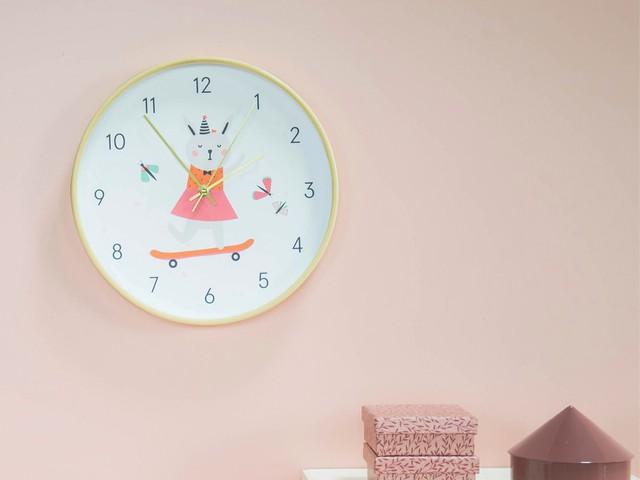 Shopping list: 14x de leukste klokken voor de kinderkamer