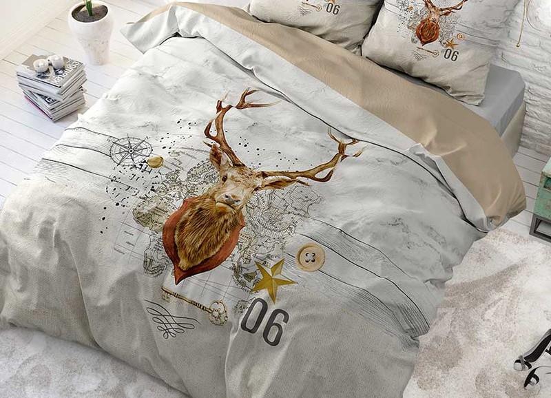 Shoppen: dekbedovertrekken voor de kerstliefhebbers