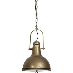 Light & Living Hanglamp Wismar Brons 42 x Ø28
