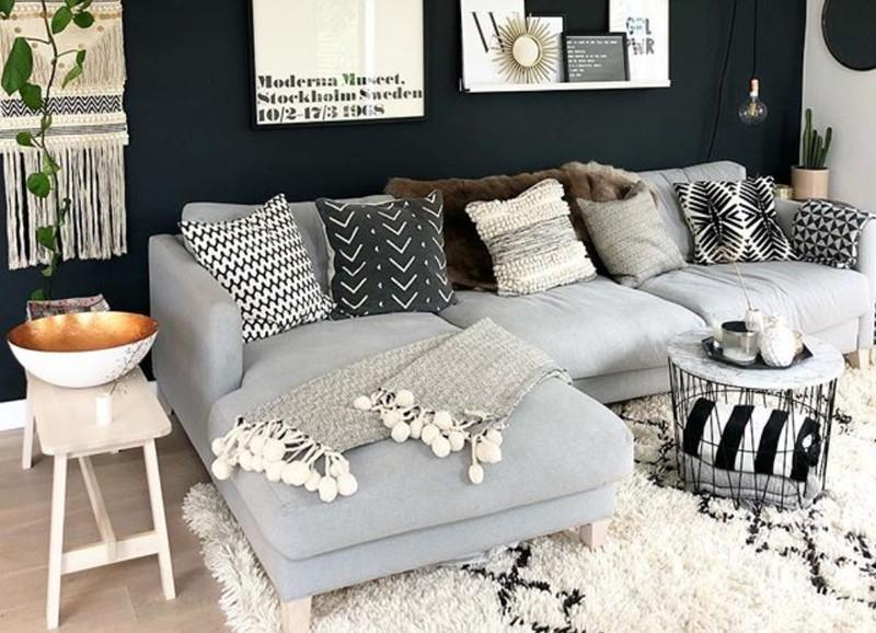 De do's en don'ts voor een zwarte muur - Alles om van je huis je Thuis te  maken | HomeDeco.nl