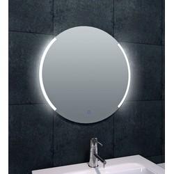 Saqu Ronde Spiegel met LED 60 cm