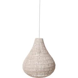 hanglamp Cable Drop wit 51 x Ø 45
