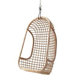 HKliving hanging chair, hangstoel naturel