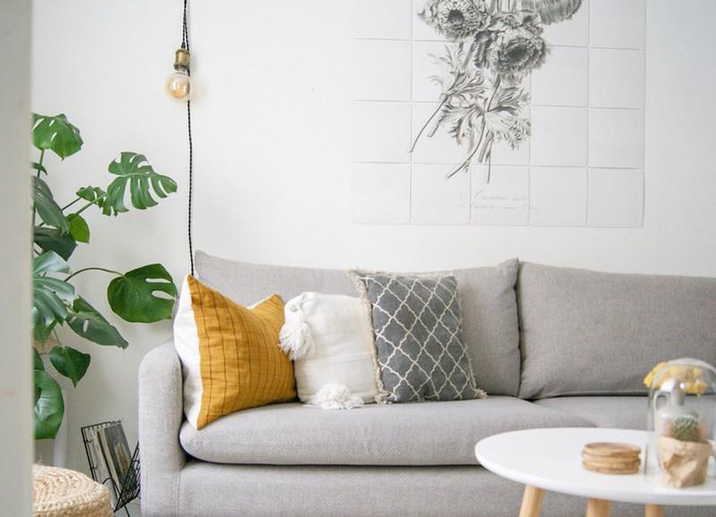Shop the look: de woonkamer van binnenkijkster Siefshome