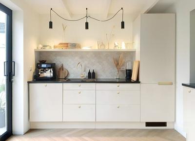 Inspiratie: 6x prachtige lichte keukens
