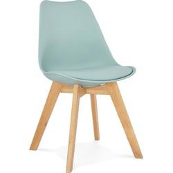 Kokoon Tylik design stoel - blauw