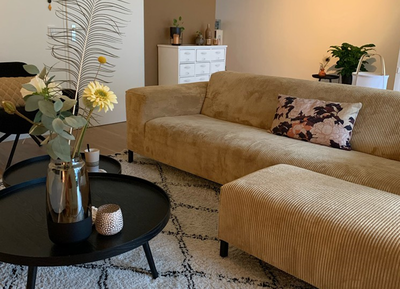 5 manieren om je woonkamer nog net iets mooier te maken