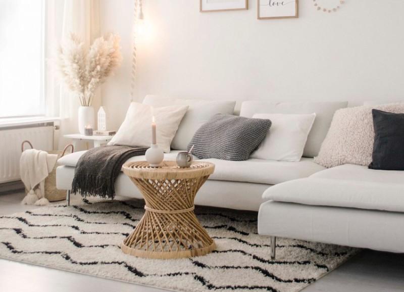 Inspiratie: interieurs met witte muren