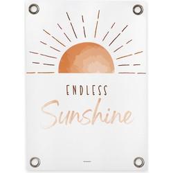 Tuinposter Endless Sunshine (50x70cm)