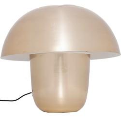 Kare Design tafellamp Mushroom Goud S 40 x 40 x 40