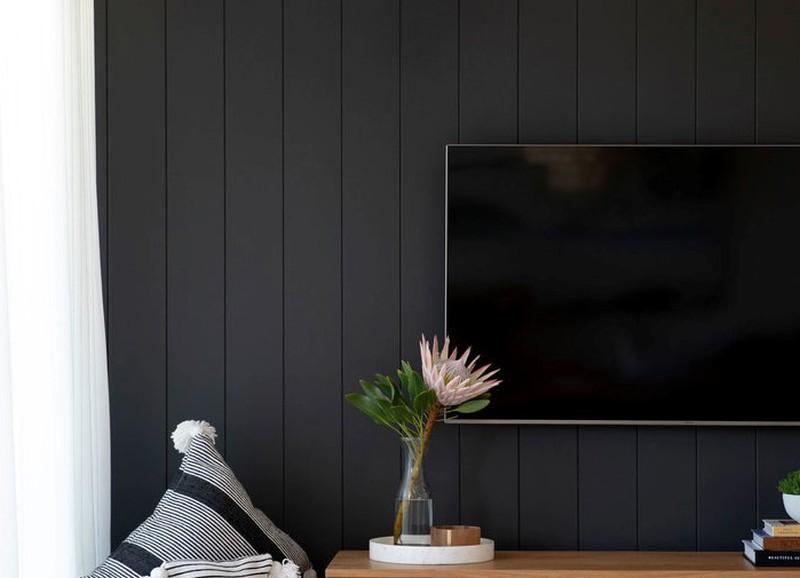 Stylish manieren om jouw televisie neer te zetten