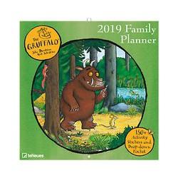 teNeues Gruffalo Family Planner 2019