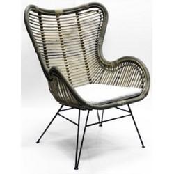 Rotan stoel Luxe