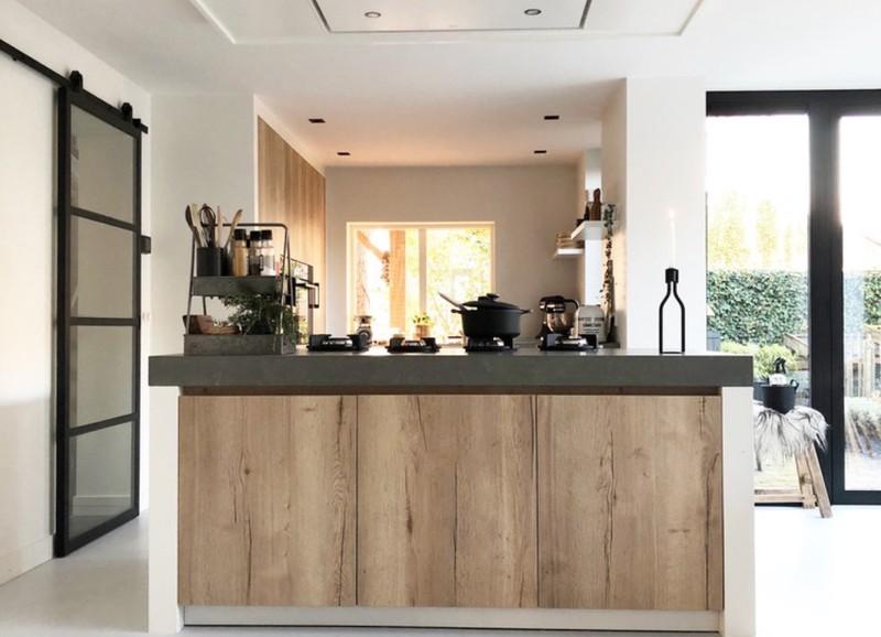 Inspiratie: keukens met een kookeiland