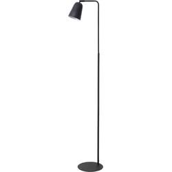 Vloerlamp SALOMO - Metaal Zwart