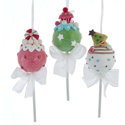 Claydough Lollipop 5.3 Inch