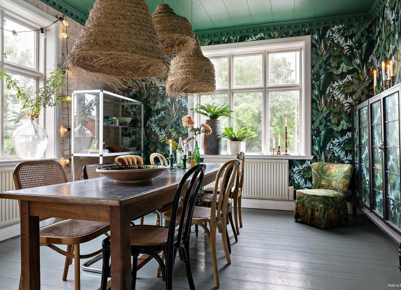 Shop the look: eclectisch interieur met een tropische touch