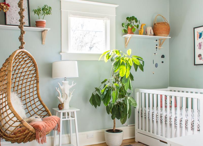 Inspiratie: 7x prachtige babykamers