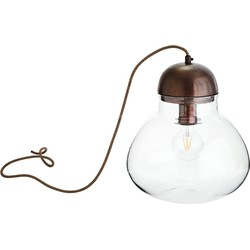 Madam Stolz tafellamp bol antiek brons 34 x 30