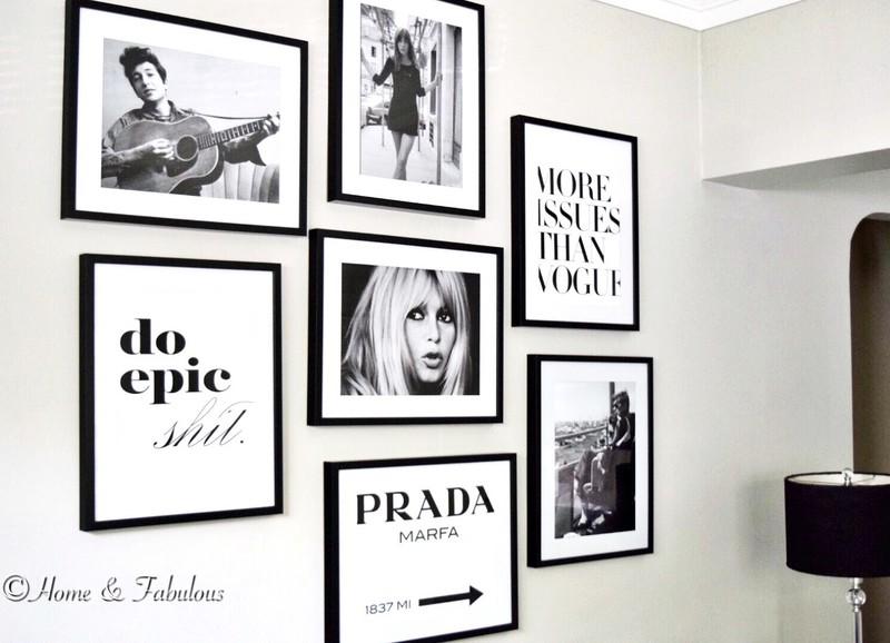 5 originele manieren om je muurdecoratie op te hangen