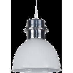 Hanglamp Prato 20 cm Glans Wit