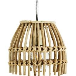 Madam Stoltz hanglamp bamboo 19 x Ø20