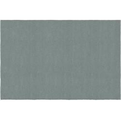 Dixie buiten vloerkleed PET blauw / grijs 230 x 160