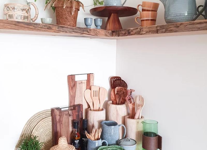 20x voorraadpotten en accessoires voor op je keukenplanken