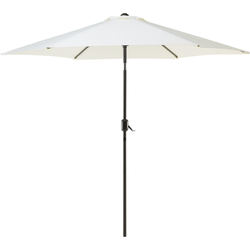 Parasol beige Ø270 cm VARESE