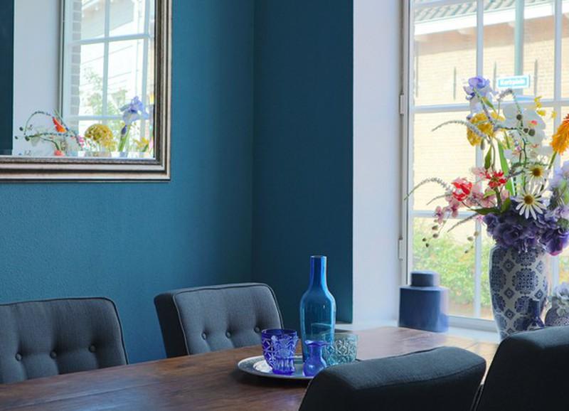 Dit zegt jouw favoriete interieurkleur over jou!