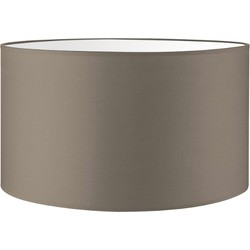 Home sweet home lampenkap Bling 40 - taupe