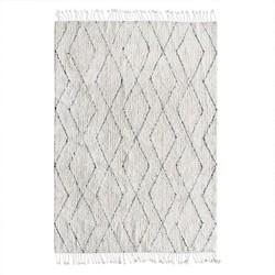 HKliving katoenen berber vloerkleed (140x200)
