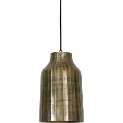 Light&Living Hanglamp CHEYDA goud L 31 x Ø19