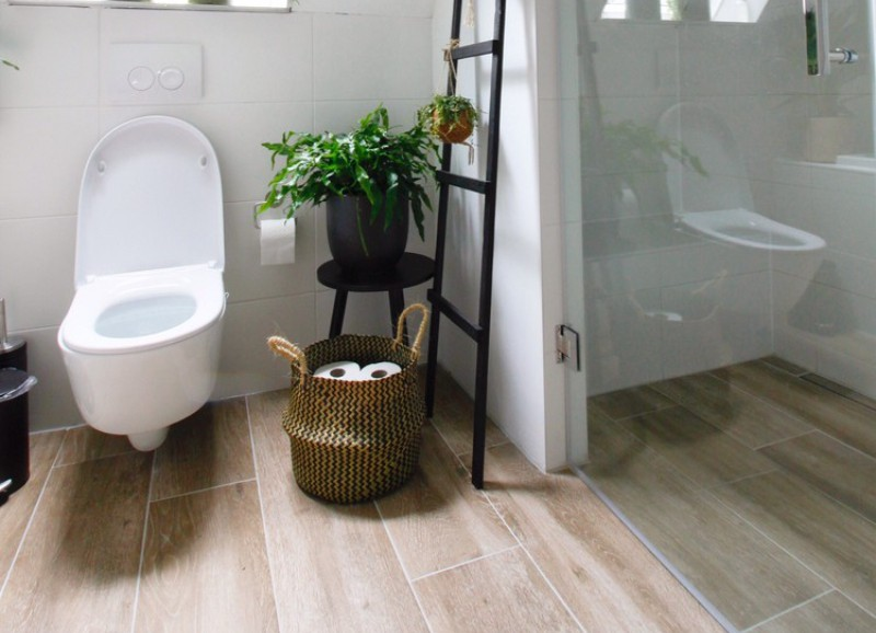 7x verschillende badkamervloeren ter inspiratie