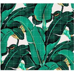 ixxi muurdecoratie Hinson Banana Leaf - 200 x 220 cm