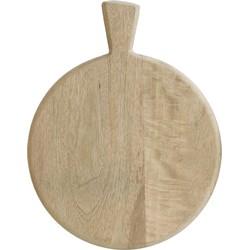 HKliving broodplank met handvat 22x29cm
