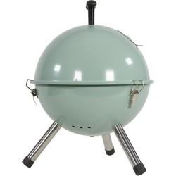 Outdoor Living barbecue tafelmodel kogel rond 32 cm - groen