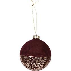 Christmas Velvet - 8.0 x 8.0 x 8.0 cm